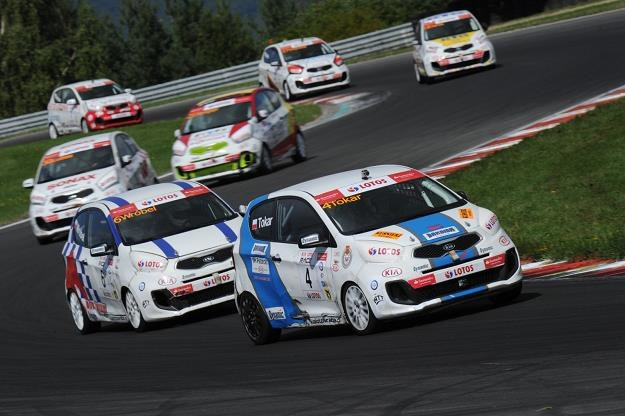 Kia Lotos Race na finiszu... /
