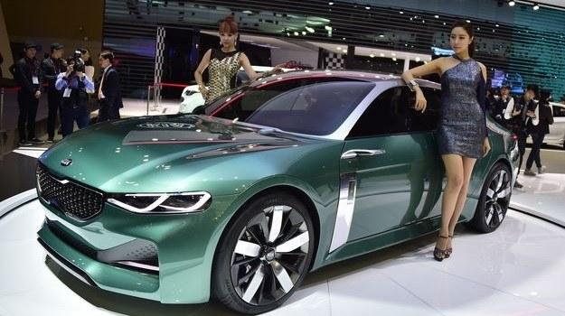 Kia Novo Concept /AFP