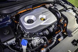 Kia Optima Hybrid i PHEV