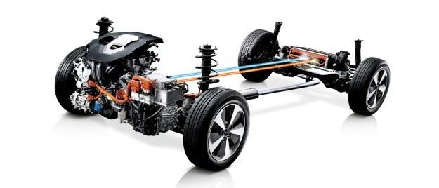 Kia Optima Hybrid /