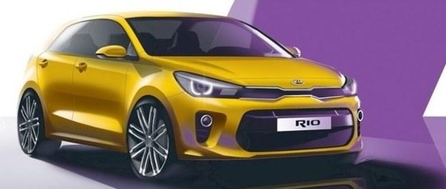 Kia Rio - tak wygląda nowy model