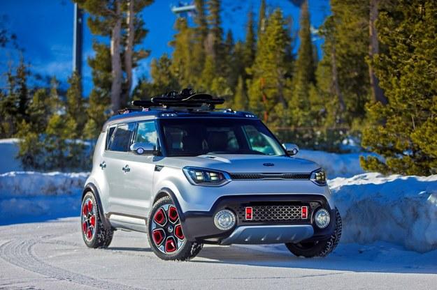 Kia Trail'ster Concept /Kia