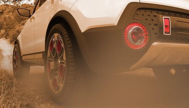 Kia Trail'ster e-AWD /Kia