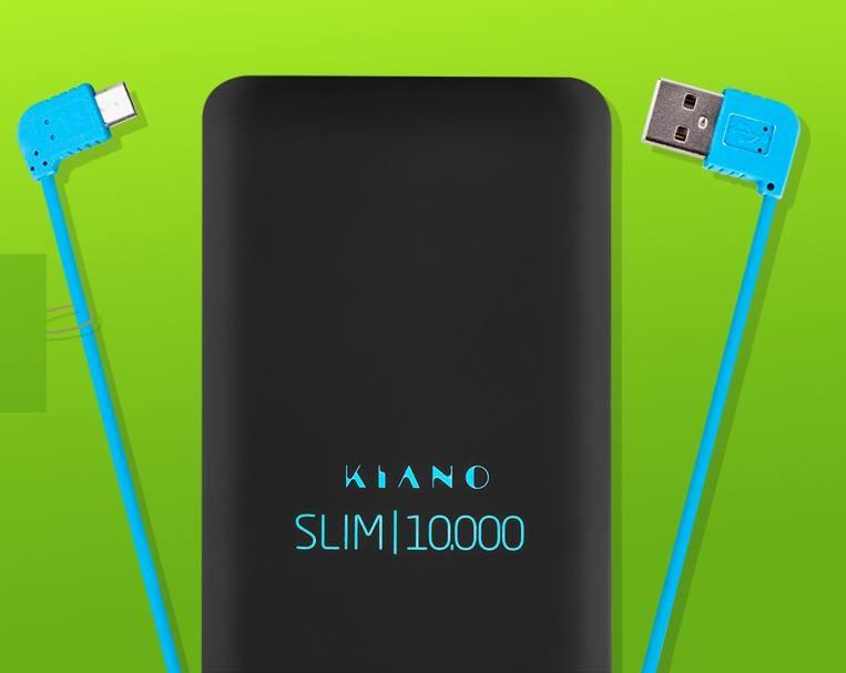 Kiano Silm 10000 mAh /materiały prasowe