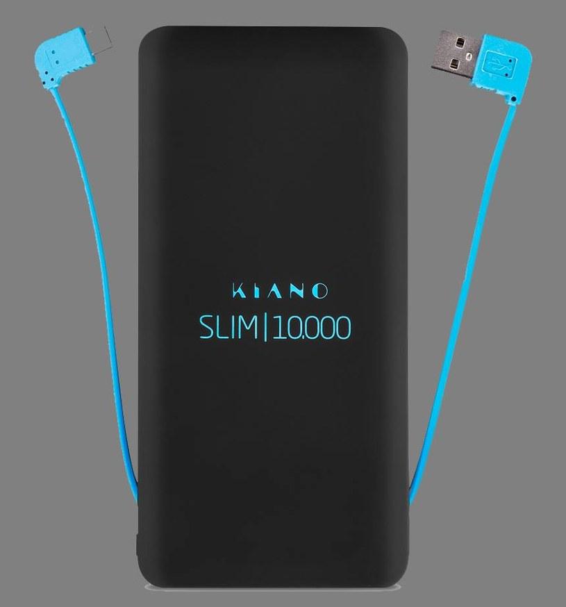 Kiano Slim Powerbank 10000 /materiały prasowe