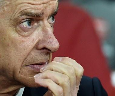 Kibice Arsenalu mają dość Arsene'a Wengera. Wideo