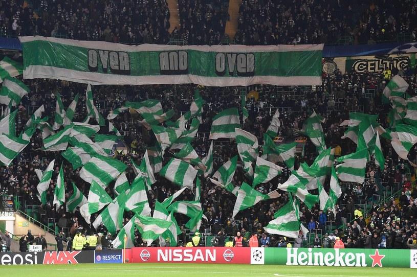 Kibice Celticu nie będą dobrze wspominali wyjazdu do Kazachstanu, ale zagrają w Lidze Mistrzów /AFP