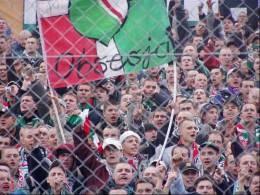 Kibice Legii nie pojadą do Poznania /legia.net