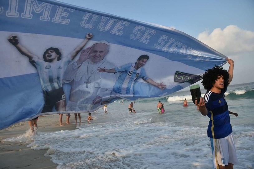 Kibice reprezentacji Argentyny /AFP
