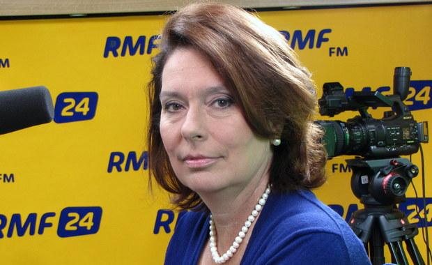 Kidawa-Błońska: Kibicuję Polsce, ale bliżej mi dziś do KE niż polskiej premier