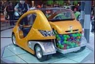 Kiedy będziemy jeździć po mieście takimi pojazdami? /INTERIA.PL