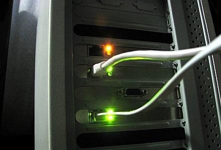 Kiedy doczekamy się łączy 100 Gb/s w naszym domu?      fot. Cylonka Anna /stock.xchng
