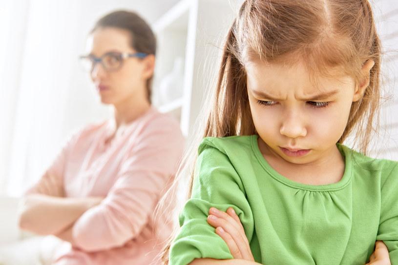 Kiedy kobieta źle czuje się w roli matki, cierpią na tym dzieci /Pani