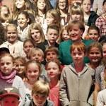 """""""Kiedy wypadł pani pierwszy ząb?"""". Nietypowa konferencja Angeli Merkel"""