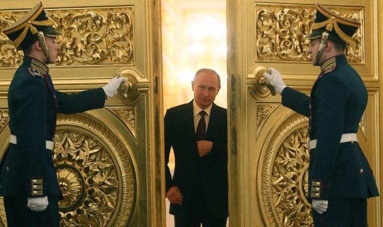 Kiedyś nadejdzie taki dzień, że Władimir Putin straci władzę /AFP