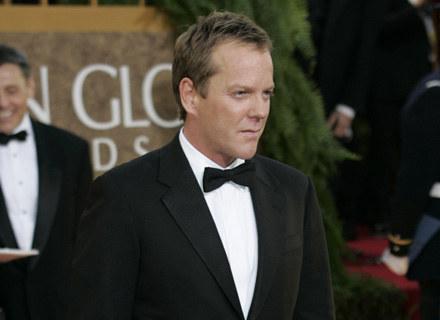 Kiefer Sutherland idzie na przymusowe wakacje. /AFP
