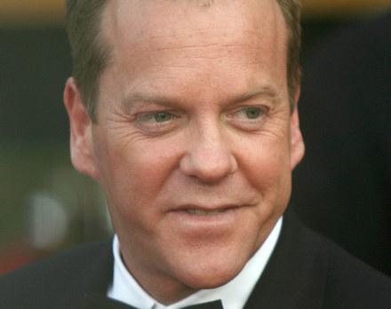 Kiefer Sutherland - serialowy Jack Bauer /AFP