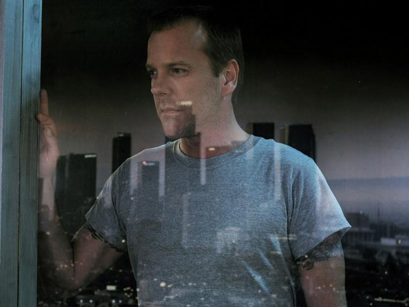 """Kiefer Sutherland w serialu """"24 godziny"""" /materiały prasowe"""