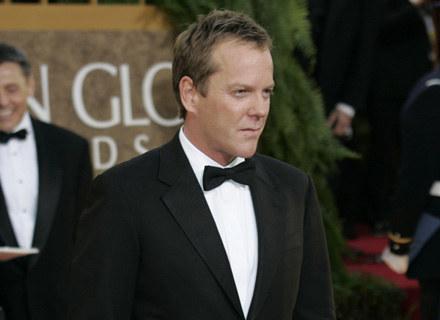 """Kiefer Sutherland zdradził szczegóły dotyczące kinowej wersji serialu """"24 godziny"""" /AFP"""