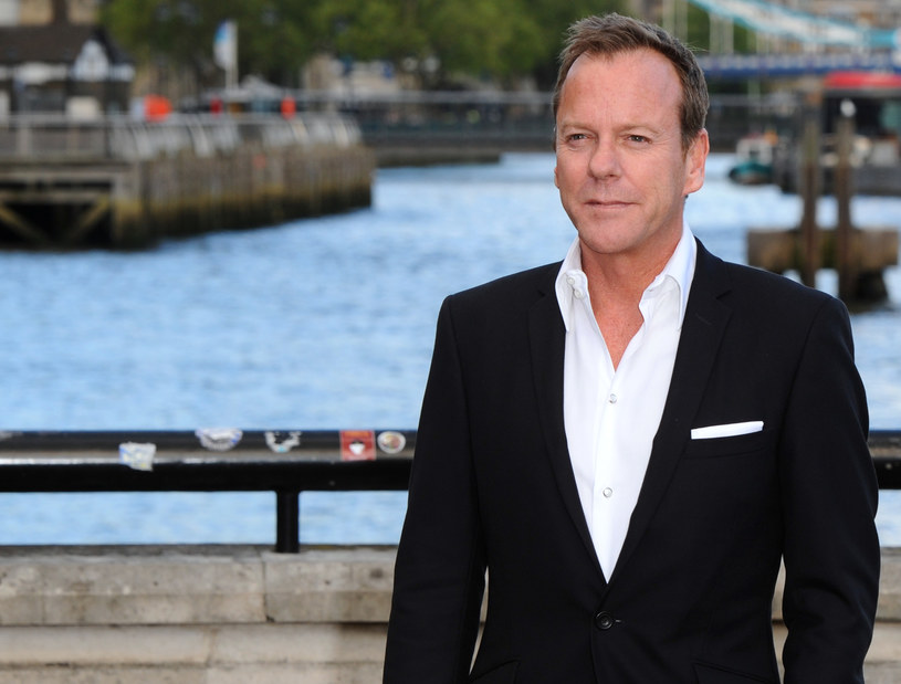 Kiefer Sutherland /Anthony Harvey /Getty Images