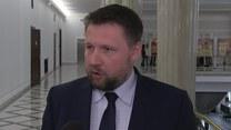 Kieriwński (PO) o niedopatrzeniach i łamaniu procedur przez PiS (TV Interia)