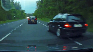Kierowca BMW potwierdza stereotypy
