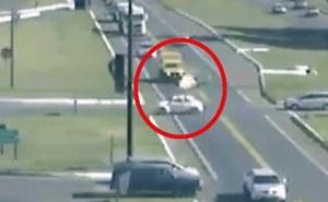 Kierowca doprowadził do śmiertelnego wypadku motocyklisty