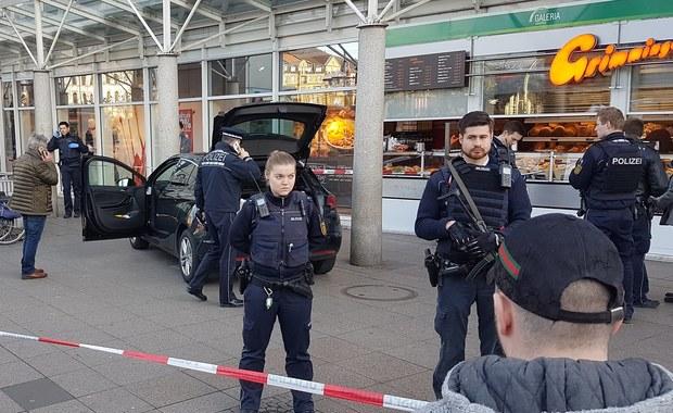 Kierowca, który wjechał w tłum w Heidelbergu, oskarżony o morderstwo