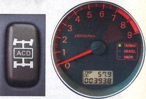 Kierowca ma do wyboru trzy tryby pracy układu, różniące się wewnętrznym oprogramowaniem sterownika. /Motor