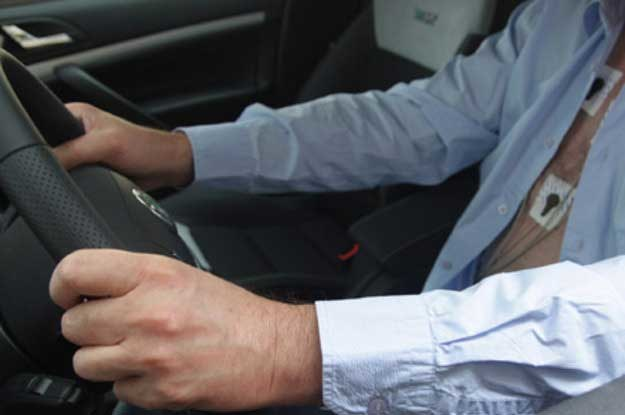 Kierowca po 60. to kierowca niebezpieczny /INTERIA.PL