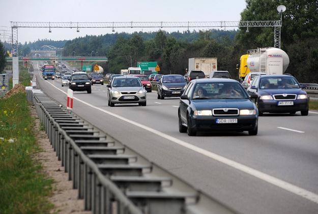 Kierowcy aut osobowych będą mogli montować ViaBox / Fot: Wojciech Stróżyk /Reporter
