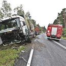 Kierowcy ciężarówek coraz rzadziej uczestniczą w wypadkach