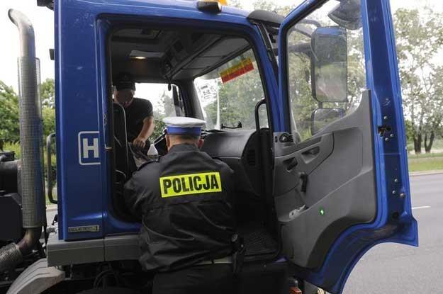 Kierowcy ciężarówek powodują 2-krotnie mniej wypadków niż inni użytkownicy dróg Fot. Robert Zalewski /Agencja SE/East News