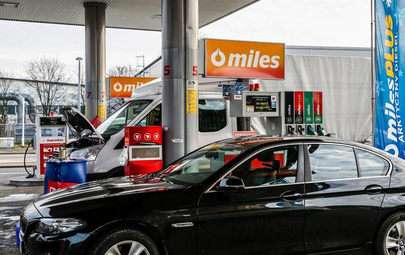 Kierowcy mogą się spodziewać podwyżek cen /Karolina Misztal /Reporter