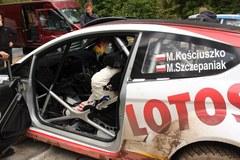 Kierowcy szlifują formę przed Rajdem Polski