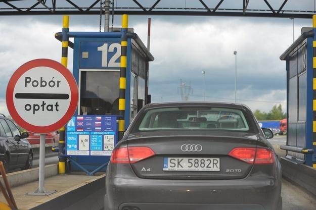Kierowcy zapłacą, pieniądze zwrócimy Unii? / Fot: Artur Gawuc /Reporter