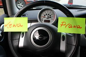 Kierownica a życie prywatne kobiety