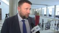 Kierwiński (PO) o decyzji prezydenta Dudy ws. zmian w sądownictwie (TV Interia)