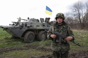 Kijów wysłał wojsko na wschód kraju /ANASTASIA VLASOVA /PAP/EPA