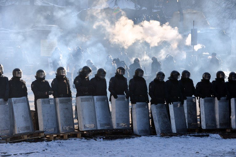 Kijów /AFP