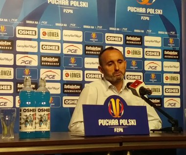 Kiko Ramirez po 2-1 z Wisłą Płock w PP. Wideo