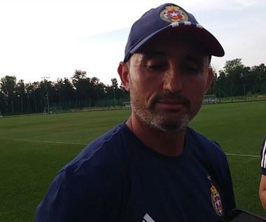 Kiko Ramirez po sparingu z Rakowem Częstochowa (1-2) - wideo