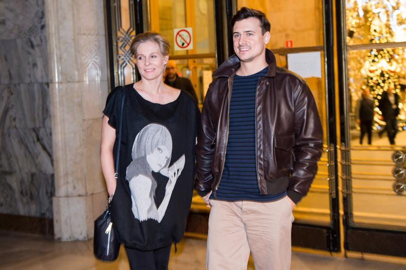 Kilka dni po ślubnej ceremonii Mateusz Damięcki i jego żona Paulina zostali rodzicami. Na świat przyszedł Franciszek /East News