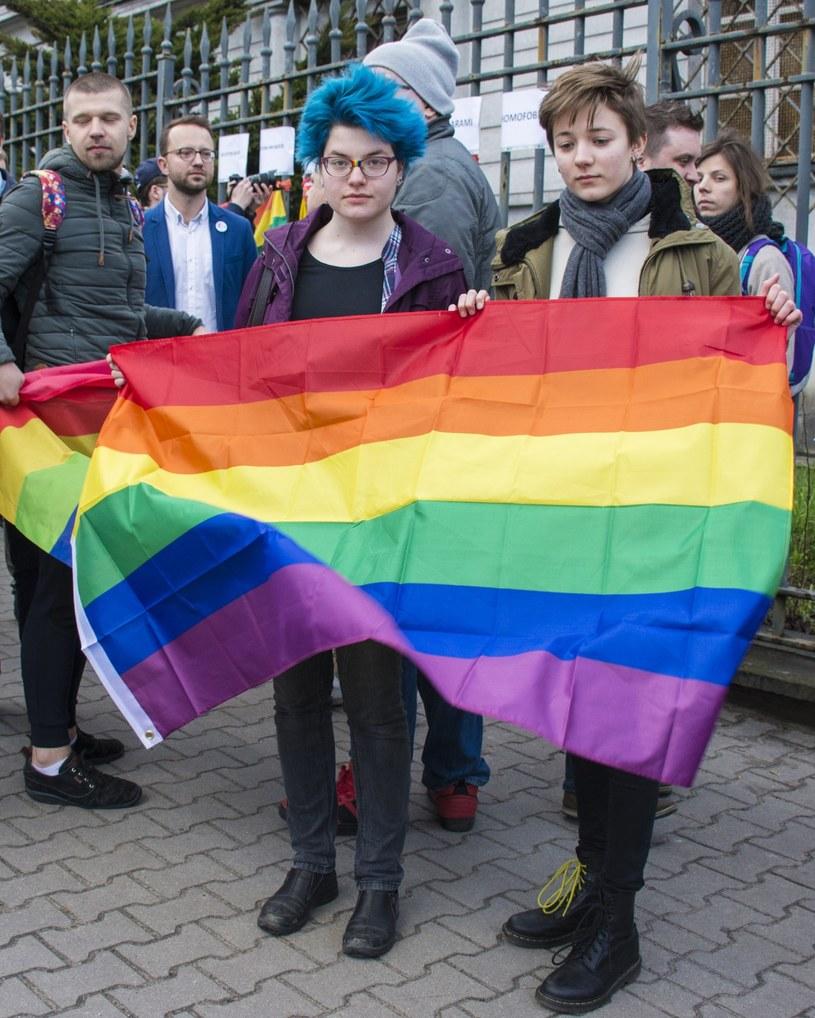 Kilka dni temu podobny protest odbył się w Warszawie /East News