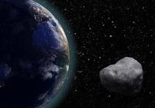 Kilkunastometrowa planetoida przeleci blisko Ziemi