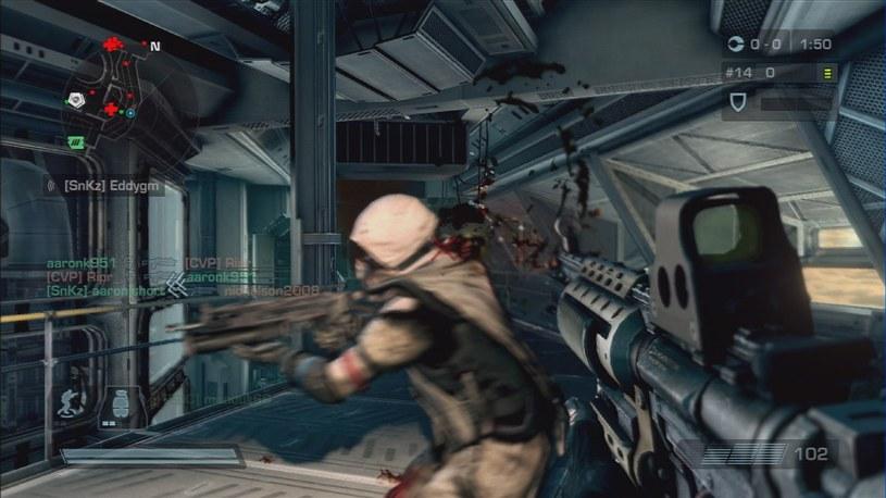 Killzone 2 - świetna strzelanka z rozbudowanym trybem wieloosobowej rozgrywki /materiały prasowe