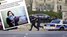 Kim był zamachowiec z Ottawy? Media publikują zdjęcie