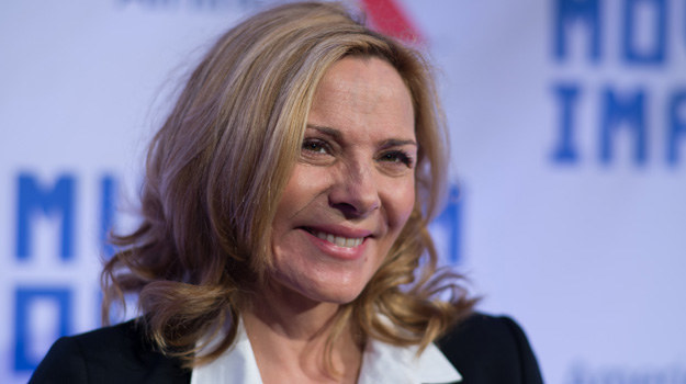 Kim Cattrall /Dave Kotinsky /Getty Images
