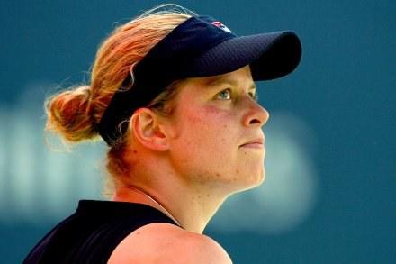 Kim Clijsters wystąpi w US Open /AFP