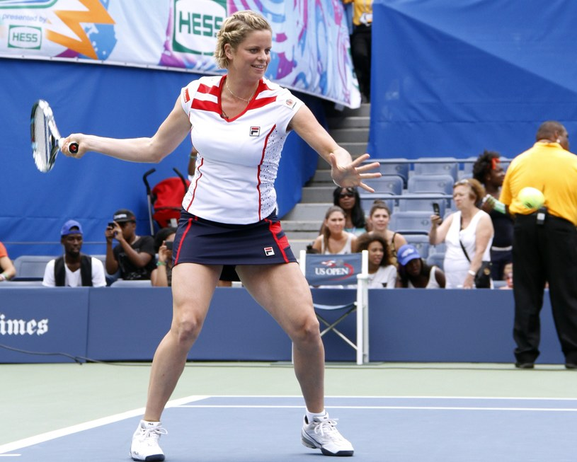 Kim Clijsters /Donna Ward /Getty Images